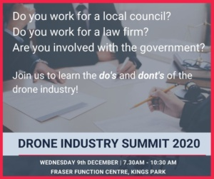 Drone Industry Summit 2020 - Global Drone Solutions